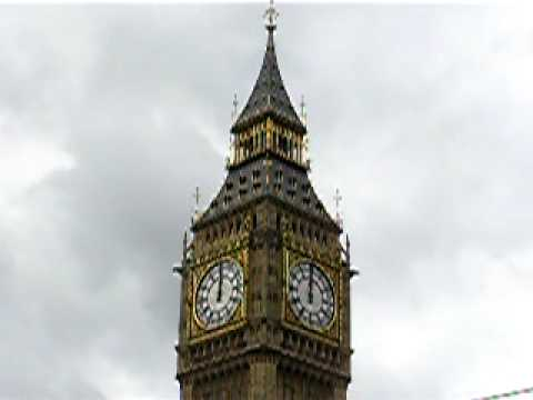 carillon big ben