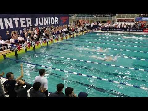 Carmel Swim Club Sets The Pace | Men's 800y Free Relay Heat 2 | East