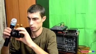 видео микрофон беспроводной