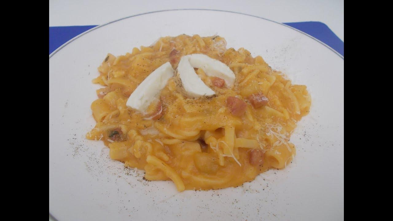 PASTA E PATATE CON PROVOLA ricetta classica napoletana - Le ricette di Zia Franca
