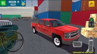 Cargo Crew: Port Truck Driver Android Gameplay 2018 #4