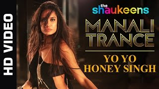 Manali Trance - Full Audio with lyrics | Yo Yo Honey Singh & Neha Kakkar
