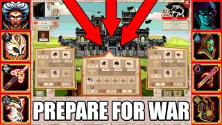 Goodgame Empire - How to Prepare for War!
