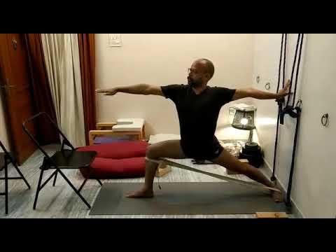 prarthana yoga studio  props in iyengar yoga  youtube