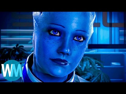 Top 10 Best Mass Effect Characters