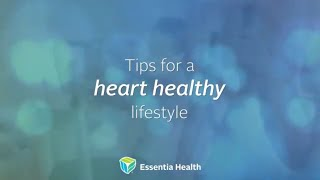 What is the #1 thing you can do to improve your heart health? get answer from essentia cardiologist dr. katie benziger.