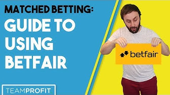 Using Betfair Exchange When Matched Betting