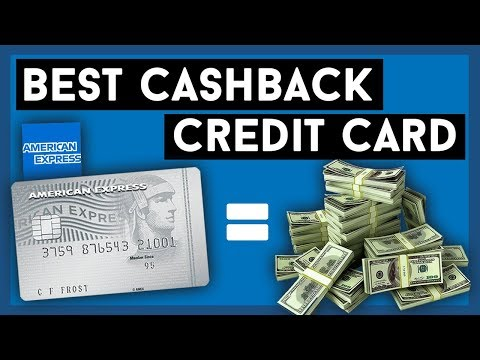 BEST CASHBACK CREDIT CARD! (FREE) In The UK. American Express Platinum Cashback Everyday (AMEX)