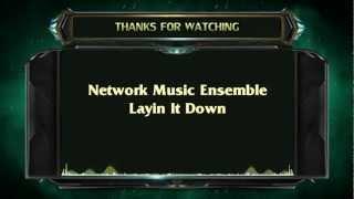 Network Music Ensemble (Devin Bronson) - Layin It Down