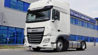 First DAF XF Pure Excellence released in TB Truck & Trailer Service