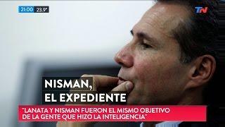 """""""Nisman: las pericias informáticas"""", en """"TN Central"""" con Wiñazki, Geuna, y López - 16/01/17"""