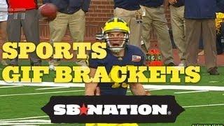 Best Sports Gifs: The Sweet 16 Gif Bracket