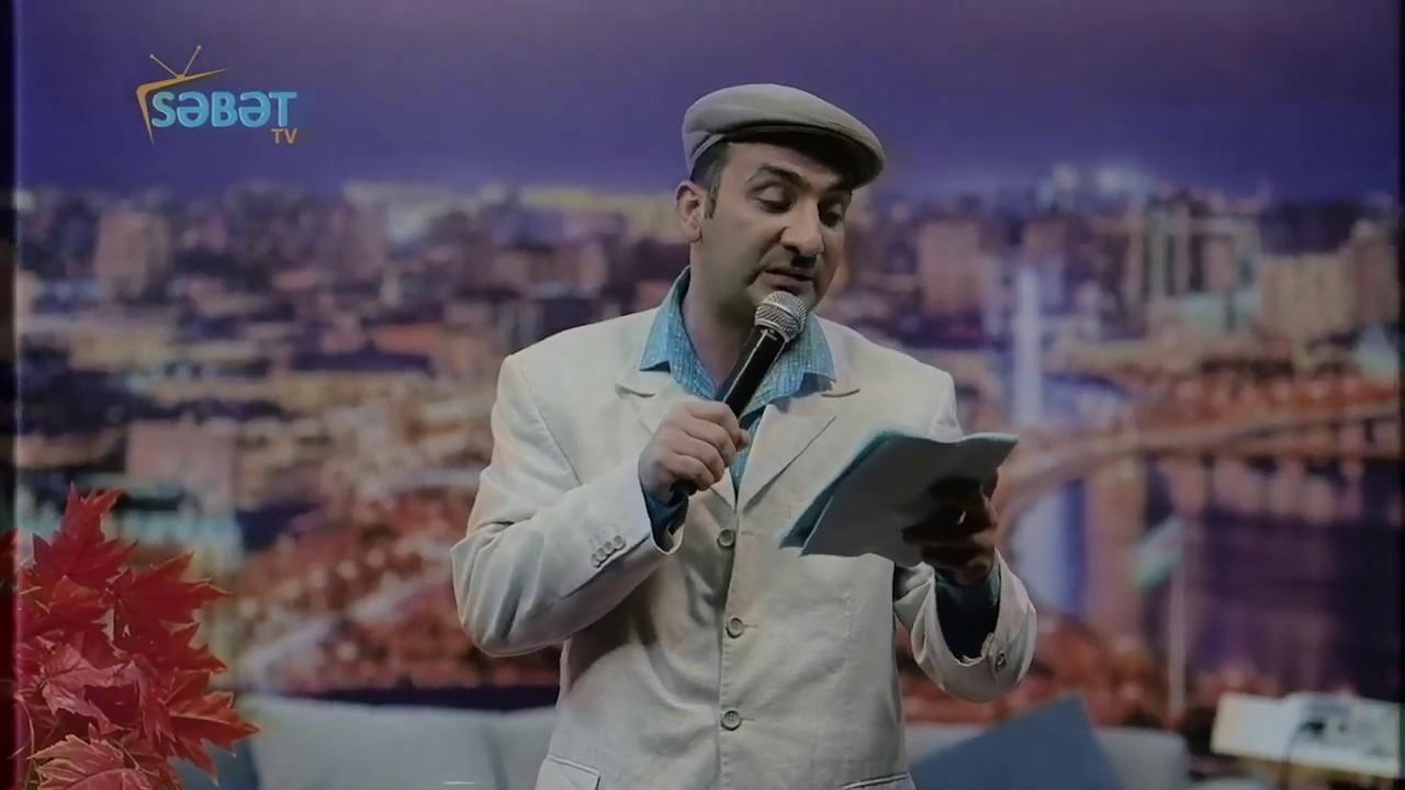 Şirindən qəzəl \