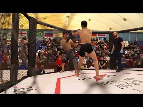Колизей: Битва Чемпионов 8: Азим Рахимов (Таджикистан) vs. Омурбек уулу Нурболот (Кыргызстан)  66 кг