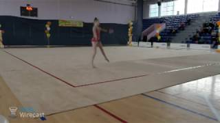 Художественная гимнастика турнир Весенние Краски ТЕСТОВАЯ ТРАНСЛЯЦИЯ