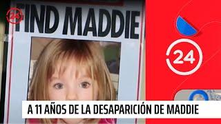 A 11 años de la desaparición de Maddie McCann ¿Se acabará la búsqueda?