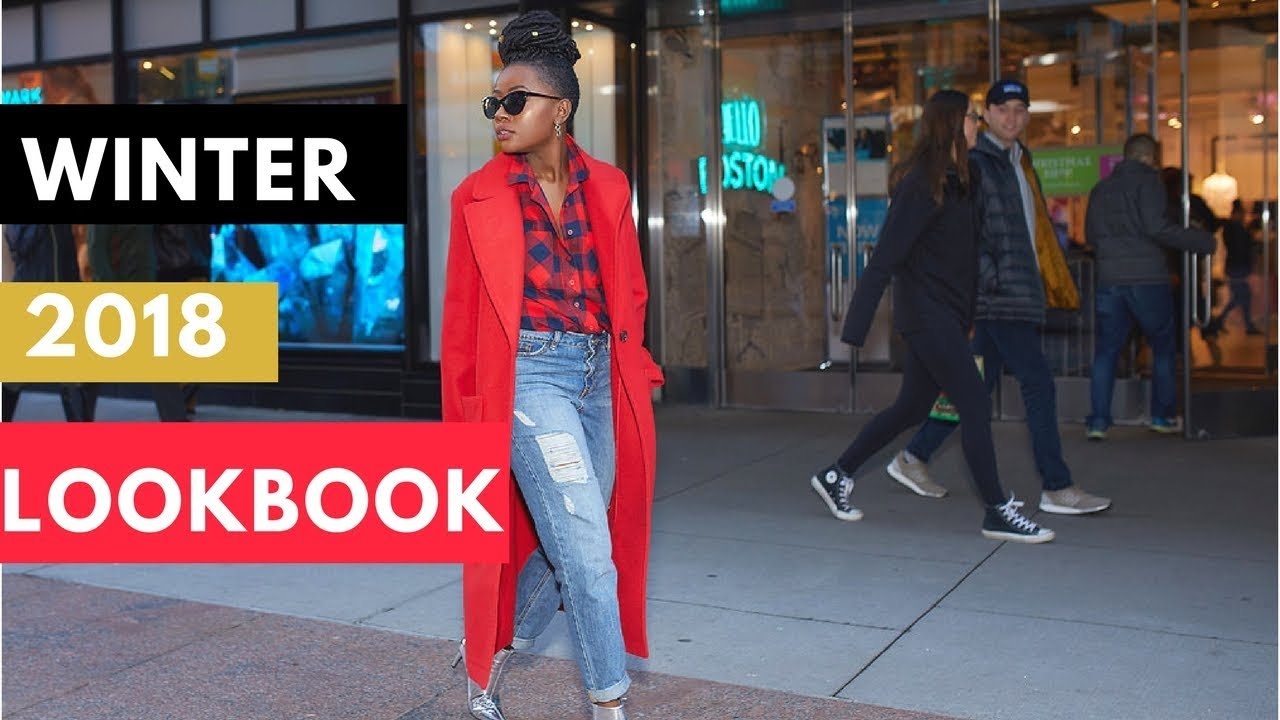 [VIDEO] - Affordable Winter 2018 Fashion Lookbook Featuring Primark Fashion 4