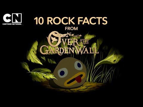 Over The Garden Wall | 10 Rock Facts | Cartoon Network