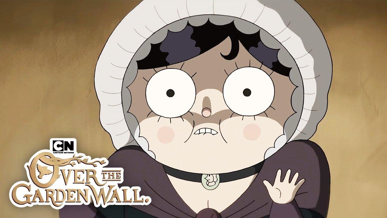 Over The Garden Wall 10 Rock Facts Cartoon Network Youtube