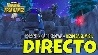 SEEING THE MISIL DISPEPTHE // SKIN SWEEPSTAKE // FORTNITE BATTLE ROYALE CHILE 2018
