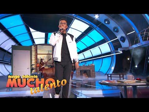 """Emmanuel Hernandez - """"Laura No Esta"""" - TTMT 18 Semifinal 2"""
