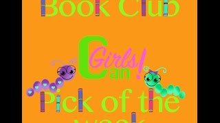Girls Can! Book club -- Where the sidewalk Ends by Shel Silverstein