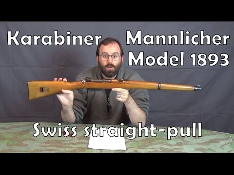 Swiss Straight-Pulls #3: K93 Mannlicher