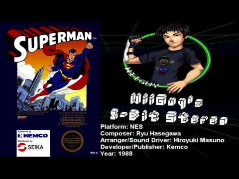 Superman (NES) Soundtrack - 8BitStereo