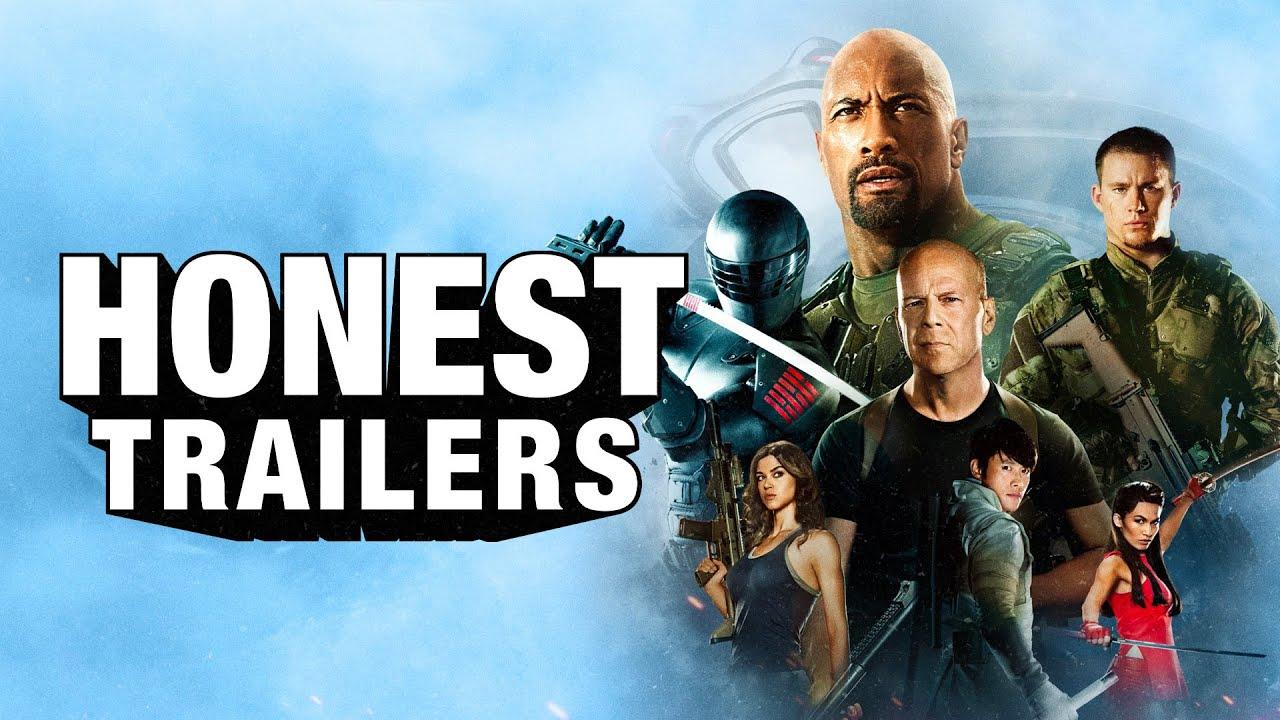 Download Honest Trailers | G.I. Joe: Rise of Cobra & Retaliation