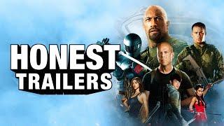 Honest Trailers | G.I. Joe: Rise of Cobra & Retaliation
