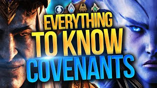 Shadowlands Covenant GUIDE! Renown, Upgrades, Rewards - ALL You Need To Know & Do!