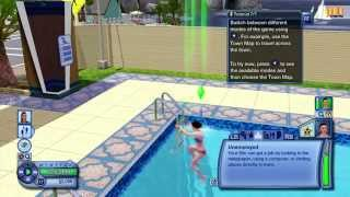 THE SIMS 3 / XBOX 360 / Gameplay / Обзор игры  / HD 1080