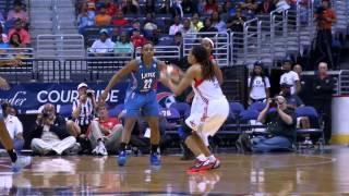 WNBA Action: Spotlight Ivory Latta