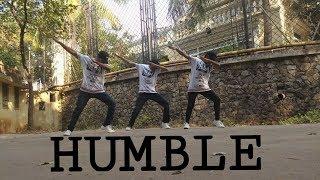 Kendrick Lamar - Humble | Inlead Dance Crew | Dance Choreography