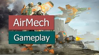 AirMech - Gameplay