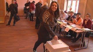 Prezidentské volby v Luhačovicích