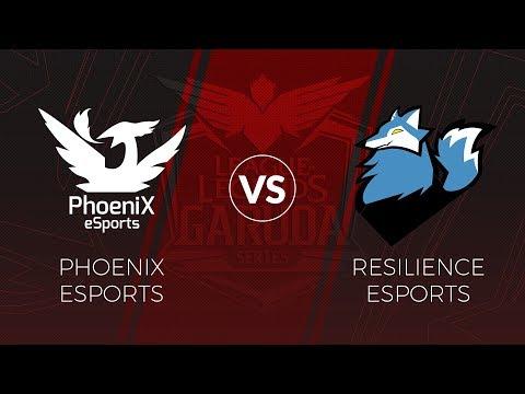 PHX vs RES | W5D1 | LGS Spring 2018 Pheonix Esports vs Resilience Esports
