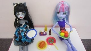 Make Realistic Fiesta Plates For Your Monster High,barbie Or Bratz Doll - Doll Crafts