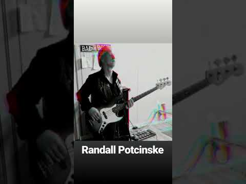 Randall Potcinske - bass and vocals