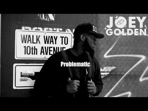 Joey Golden - Problematic 1& 2 (prod. by Clint Partie) (AUDIO)