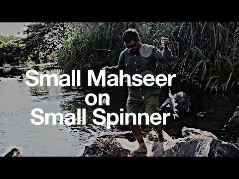 Fishing Mahseer