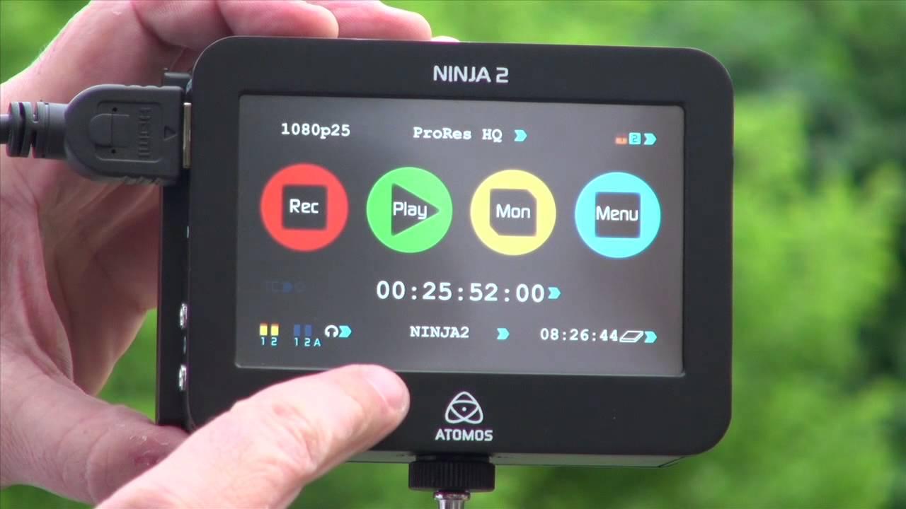 ATOMOS NINJA-2 DRIVERS (2019)