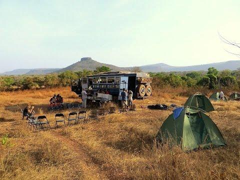 West Africa Overland Tour: Ghana To Burkina Faso