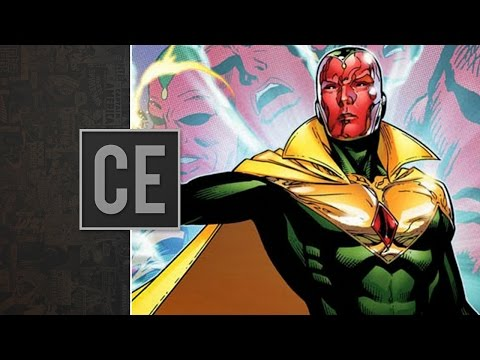 Marvel Comics: The Vision