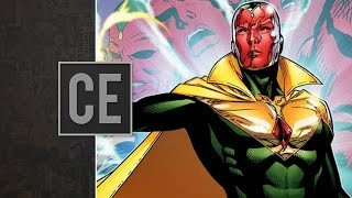 Marvel Comics: The Vision