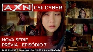 AXN   CSI: Cyber - Nova Série - Prévia - Episódio 7