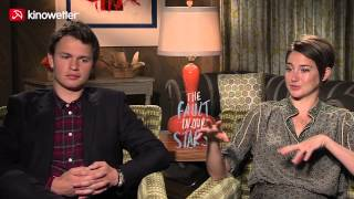 Baixar Interview Ansel Elgort & Shailene Woodley THE FAULT IN OUR STARS