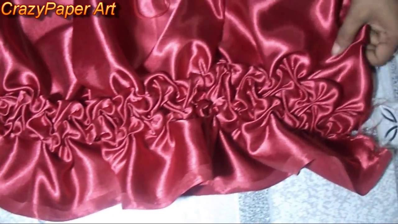 2 How to make satin cushion pillow easy and step by