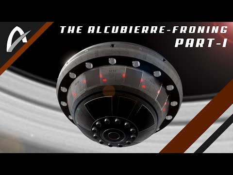 The Alcubierre-Froning Warp Drive part I | AsteronX