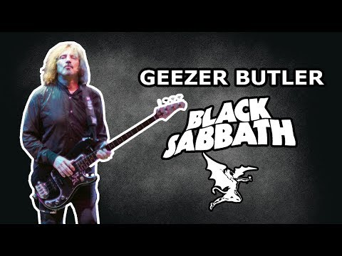 Dana McKenzie - BLACK SABBATH FAN 'NEARLY BLINDED' GEEZER BUTLER WITH METAL CROSS